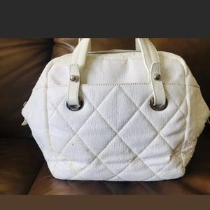 Vintage 2006  CHANEL satchel